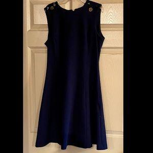MAKE AN OFFER‼️Calvin Klein A Line Dress Size 6
